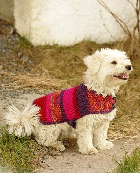 Накидка для собак от  Drops