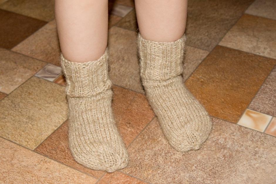 вязание носков для начинающих своими руками