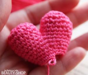 вяжем сердце