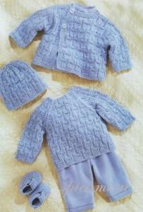 вязание для малыша