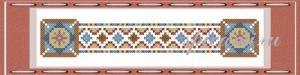 вышивка индейский орнамент