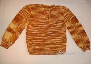свитер на заказ