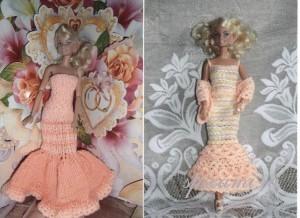 вяжем платья