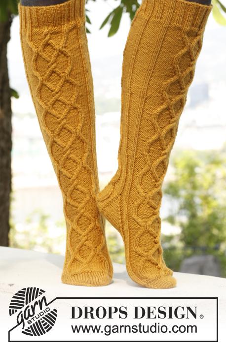 «Золотые носки» от DROPS Design
