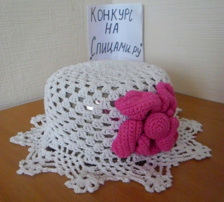 Шляпка для юной леди