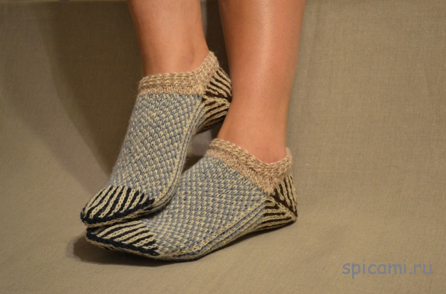 Скандинавские носочки