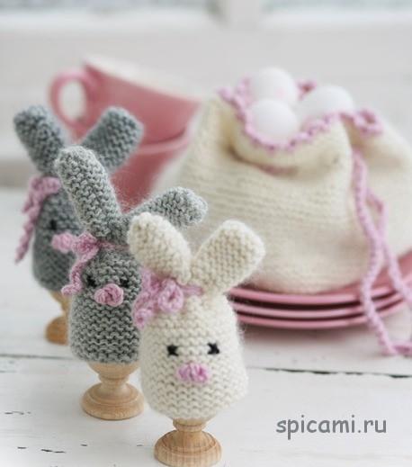 Грелки для яиц — подарок на Пасху
