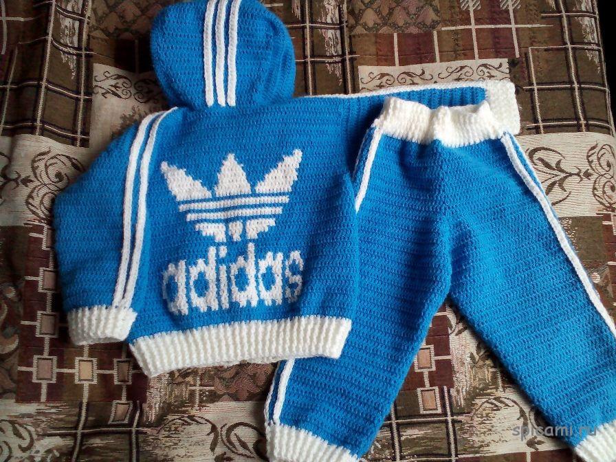 Костюм для мальчика «Adidas»