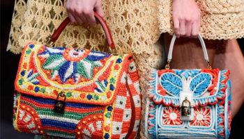 Как выбрать пряжу для вязания сумки, если вы начинающая рукодельница