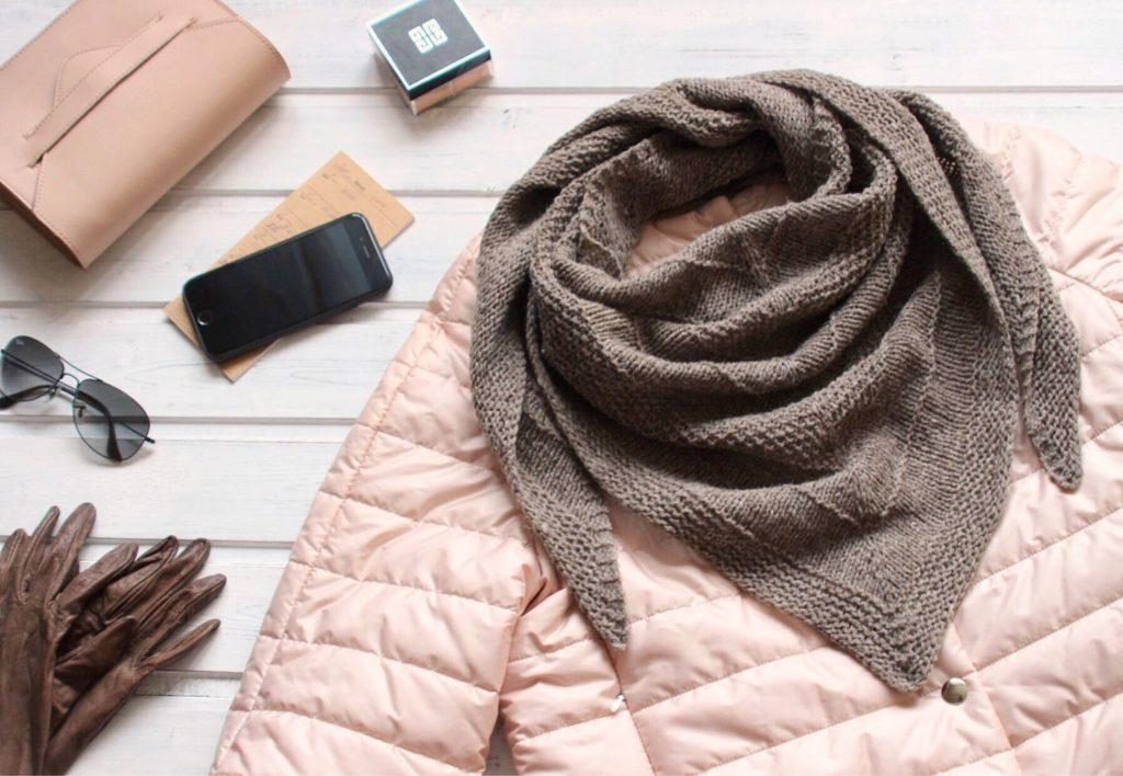 Базовая модель платочной вязкой
