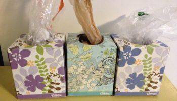 Оригинальные идеи как хранить пакеты на кухне
