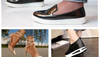 Антитренды в весенней обуви