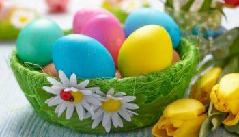 Самые оригинальные идеи покраски яиц на Пасху