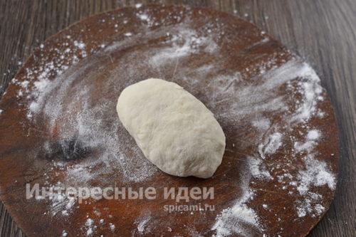 сделать пирожки