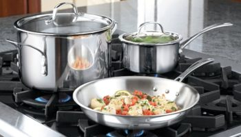 Что сделать, чтобы еда не прилипала к сковороде из нержавейки