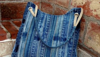 Что можно сшить из кусков джинсов: 15 идей с фото