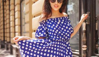 Летние платья 2019 года: модные новинки