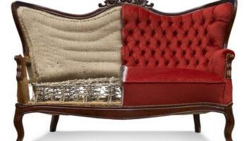 Как превратить старую мебель в новую и современную легко и просто