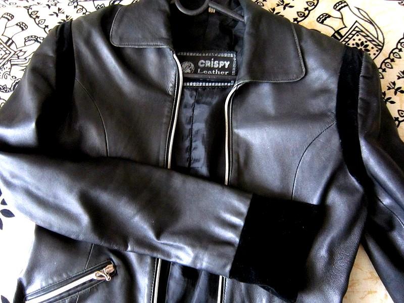 переделать старую куртку
