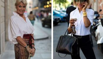 Мода весна-лето 2019 года для женщин от 50 лет
