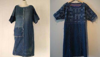 Как из старого платья сделать новое своими руками