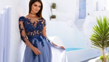 Модные выпускные платья для 9 класса на 2019 год