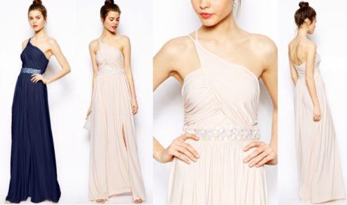 17138cfe310 Но не только длинное платье можно выбрать в греческом стиле