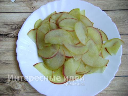 яблоки проварить
