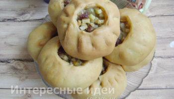 Татарский вак беляш — редкий рецепт