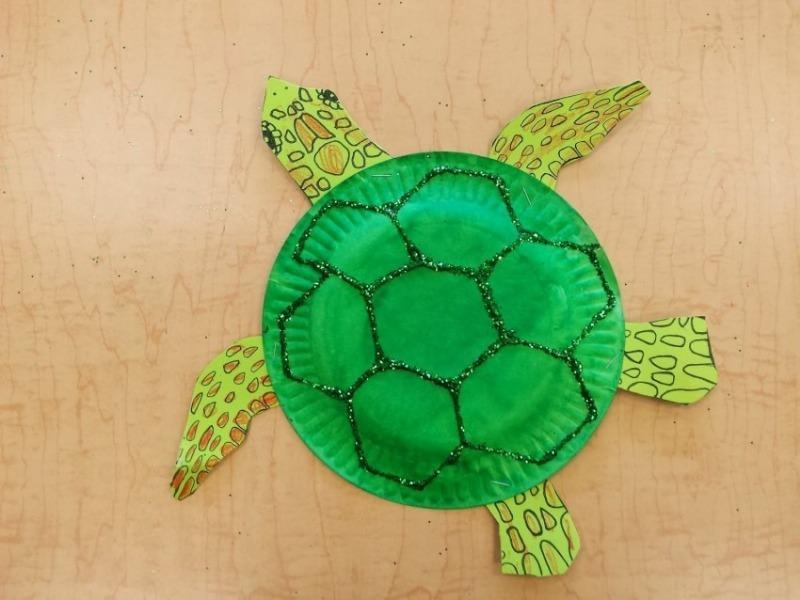 картинки и поделки черепах плесени подвергаются только
