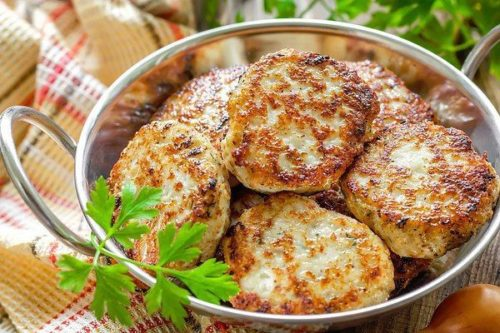 Рецепты от кулинарного сайта