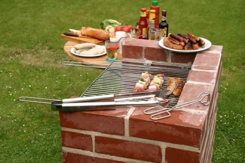 Как сделать барбекю на даче?