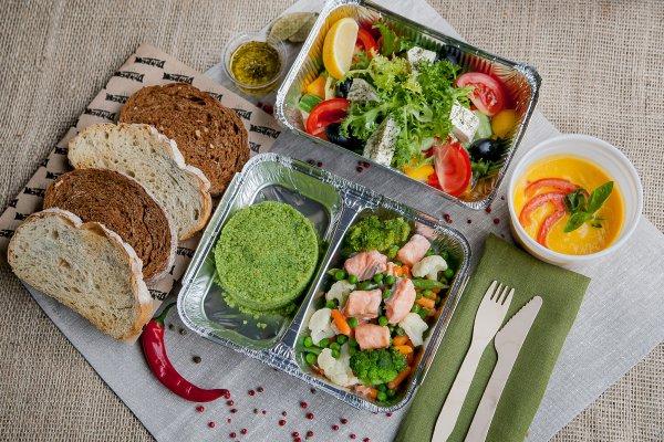 Доставка здорового питания спб