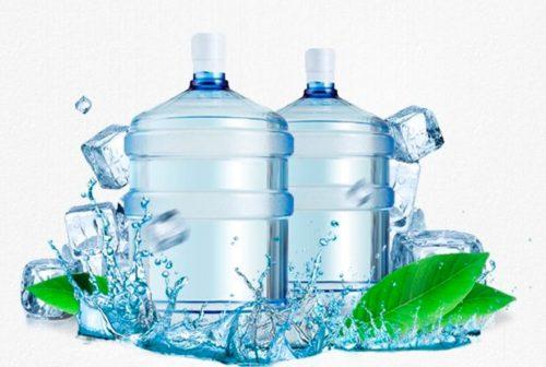 Вода в Москве с доставкой