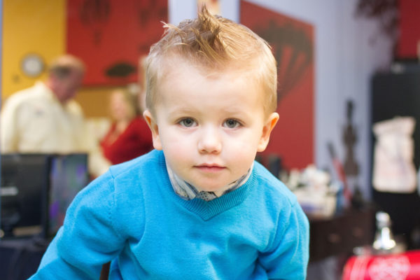 Детская парикмахерская киев