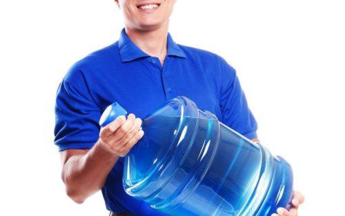 Вода с доставкой в Москве